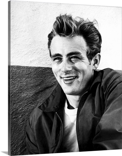 James Dean, Rebel Without A Cause Wall Art, Canvas Prints, Framed ...