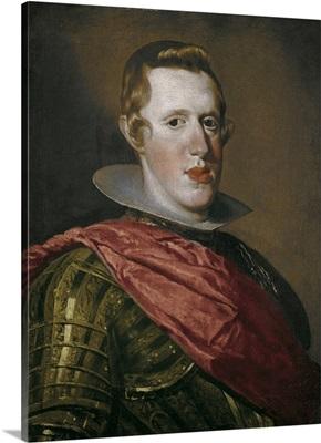 King Philip IV of Spain, 1628
