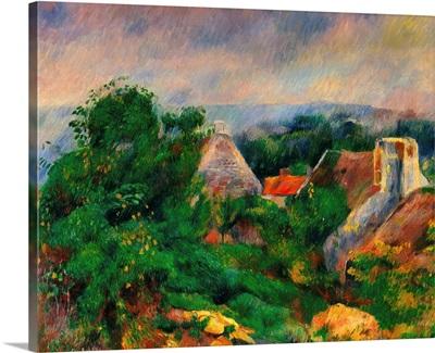 La Roche Guyon, 1885-1886