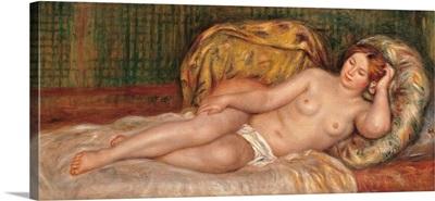 Large Nude, by Pierre-Auguste Renoir, ca. 1907