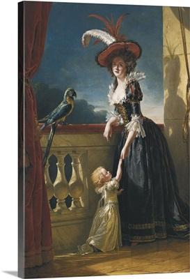 Louise-Elisabeth of France Duchess of Parma