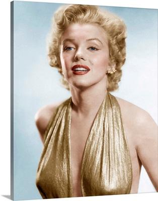 Marilyn Monroe - Vintage Publicity Photo
