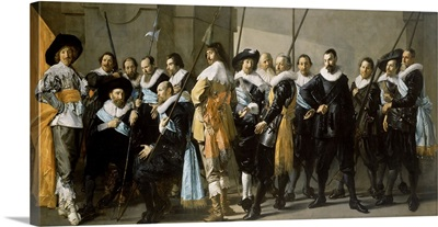 Militia Company of District XI Under the Command of Captain Reynier Reael, 1637