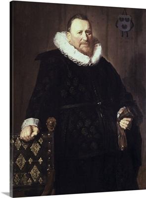 Nicolaes Woutersz van der Meer, 1631