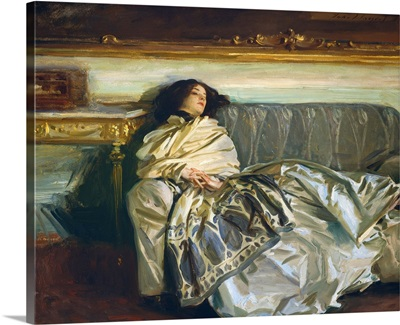 Nonchaloir, by John Singer Sargent, 1911, American painting