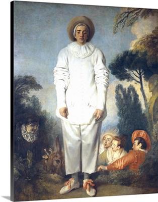 Pierrot (Gilles), Ca. 1718-1719
