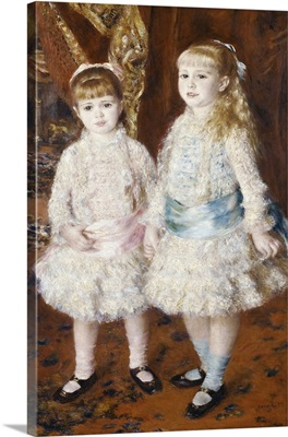 Pink and Blue or, The Cahen d'Anvers Girls. 1881