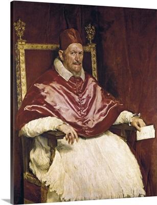 Pope Innocent X, 1650