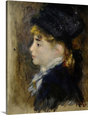 Portrait called Portrait of Margot, 1878