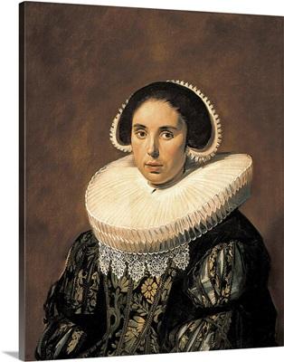 Portrait of a Woman, possibly Sara Wolphaerts van Diemen