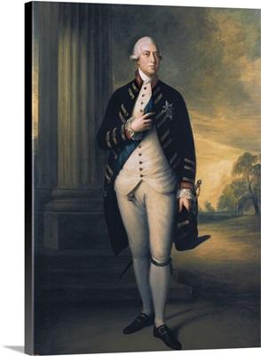 Portrait of George III