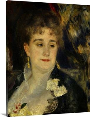 Portrait of Madame Georges Charpentier, 1876-77