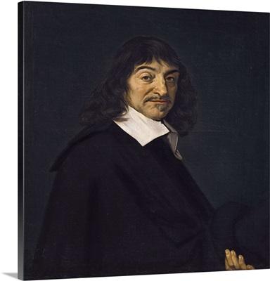 Portrait of Rene Descartes
