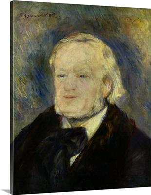 Portrait of Richard Wagner, 1882