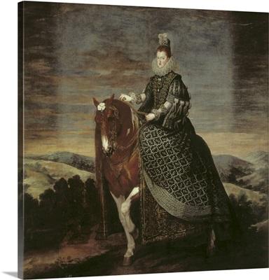 Queen Margaret of Austria, 1629-35