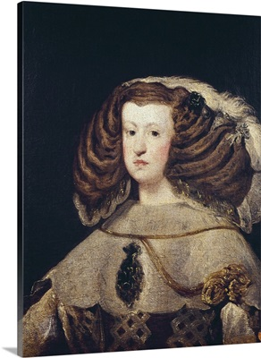 Queen Maria Anna, wife of Philip IV of Spain