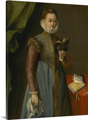 Quintilia Fischieri, by Federico Barocci, c. 1600