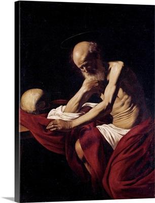 Saint Jerome Penitent. 1605-06