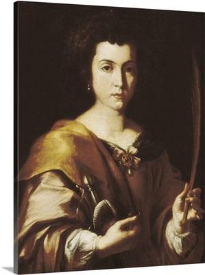 Santa Catalina, 1650-1700, Copy of the original