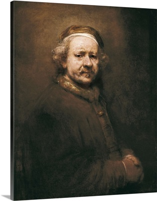 Self-Portrait at the Age of Sixty-Three