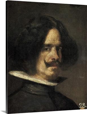 Self-portrait, Ca. 1650