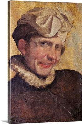 Self-Portrait of Artist Annibale Carracci