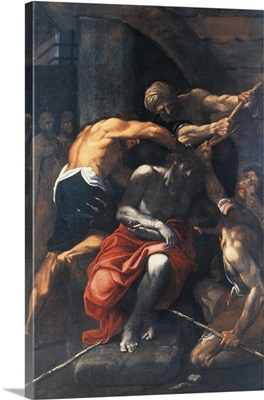 St. Rocco, by Ludovico Carracci, c. 1592-1594. National Gallery, Bologna, Italy