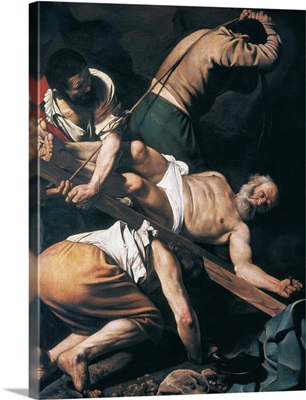 The Crucifixion of Saint Peter the Apostle