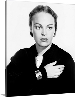 The Crusades, Katherine Demille, In Jewelry Designed By Travis Banton, 1935