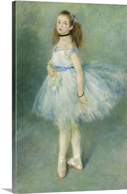 The Dancer, by Auguste Renoir, 1874