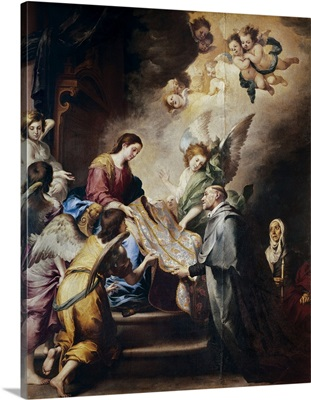 The Descent of Virgin Mary, 1655-1660
