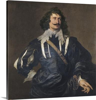 The Engraver Paul du Pont, 1635