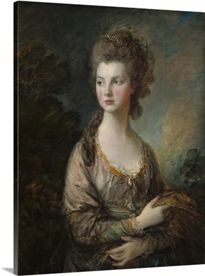 The Honorable Mrs. Thomas Graham, by Thomas Gainsborough, 1775-77