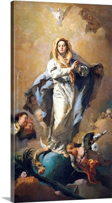 The Immaculate Conception, 1767-69