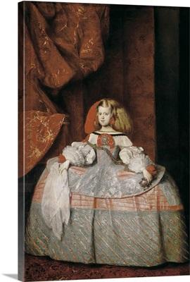The Infanta Maria Marguerita. 1650
