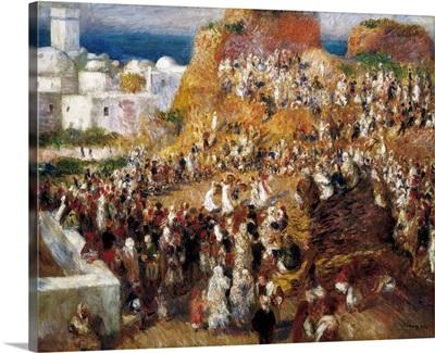 The Mosque, Arab Festival