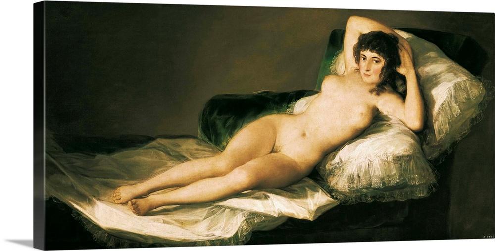 Goya the naked maja