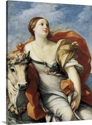 The Rape of Europe. 1623