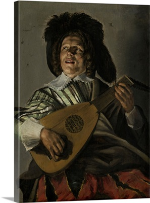 The Serenade, by Judith Leyster, 1629