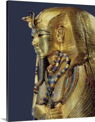 Tutankhamun's second sarcophagus