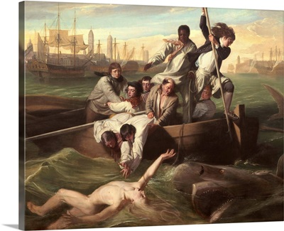 Watson and the Shark, by John Singleton Copley, 1778