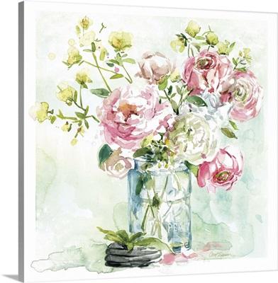 Asbury Garden Belle Bouquet I
