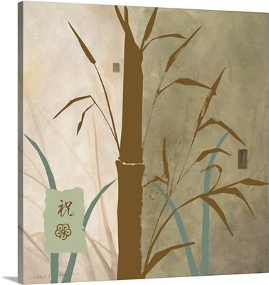 Bamboo Sanctuary I