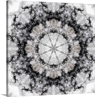 Black White Kaleidoscope III