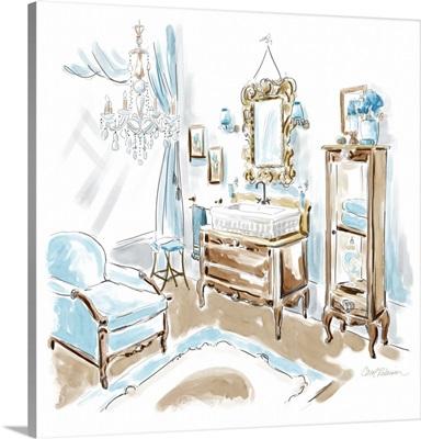 Blue Opulence I