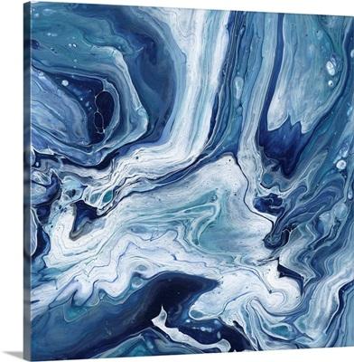 Blue Sea Agate