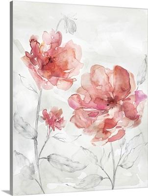 Blush Botanical I