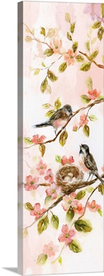 Blushing Birds II