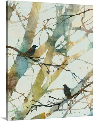 Botanical Birds II