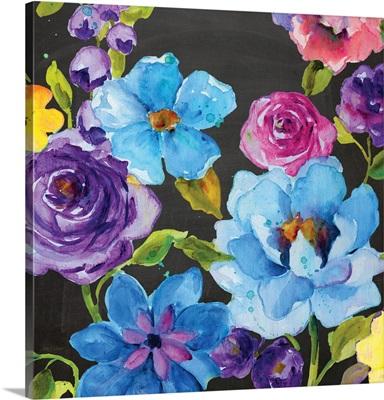 Chalk Flower Medley II